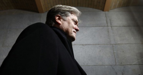 Steve Bannon (Reuters/Win McNamee)