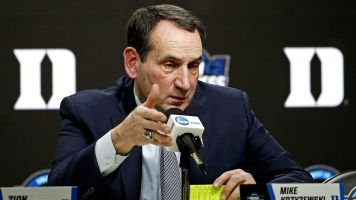 Coach K's powerful voice for change
