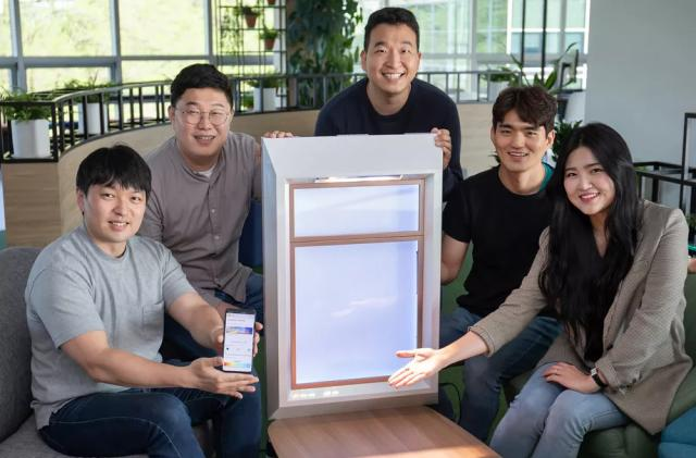 Samsung backs an artificial smart window that mimics natural sunlight