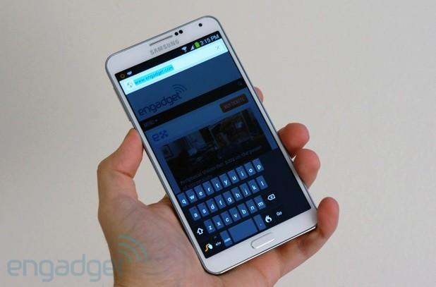 Swype 1.6 for Android adds mini keyboards for big screens