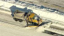 LIE closed for snow removal until Sunday night