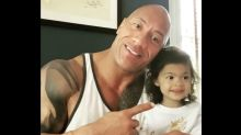 Dwayne 'The Rock' Johnson raps his 'Moana' song to daughter Tia for '3,978th time' during quarantine