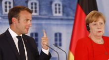 Germany Won't Enlist in Macron's European Army