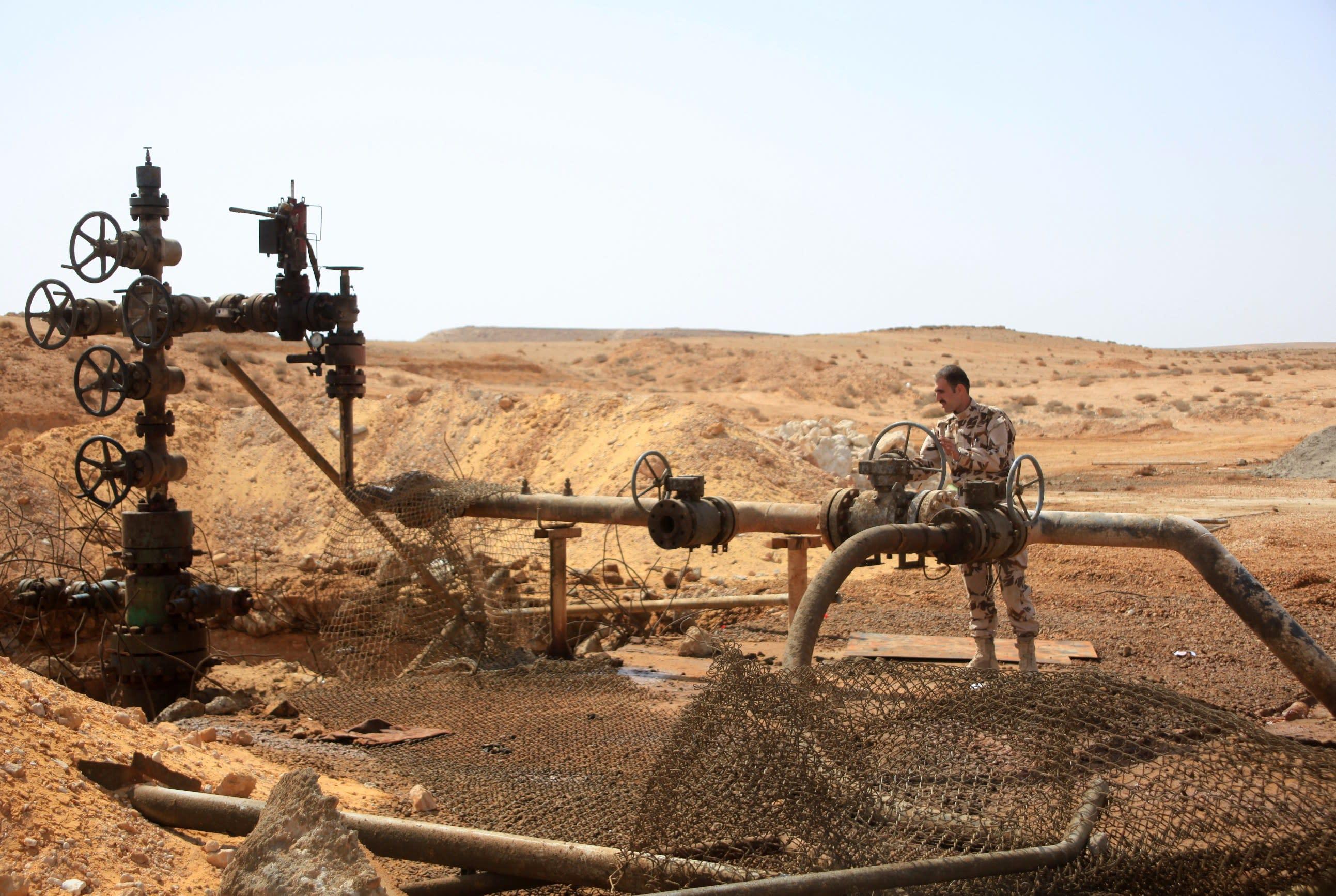 Нефтегазовый транзит в Сирии