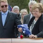 Remains of pilot killed during WWII laid to rest in Utah