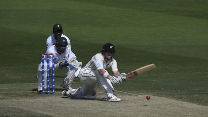 NZ lead Pakistan by 126 runs in first Test
