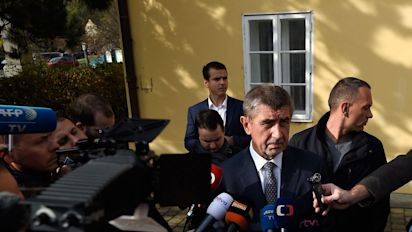 Czech billionaire's party gets landslide win