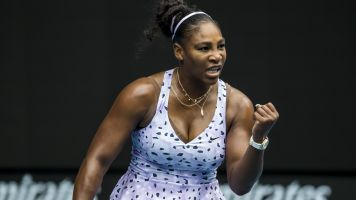 Serena not among early Aussie Open upsets