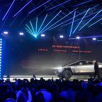 Elon Musk unveils Tesla's new Cybertruck