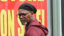 Samuel L. Jackson celebra su 70 cumpleaños por adelantado y con una fiesta por todo lo alto