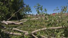 Two more days without power for some Red Deer residents