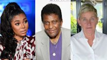 Ashanti, Ellen DeGeneres and Dwayne 'The Rock' Johnson among celebrities directly impacted by the coronavirus