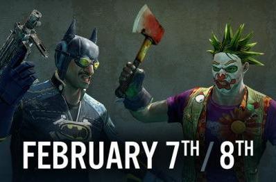 Gotham City Impostors plays dress-up starting Feb. 7