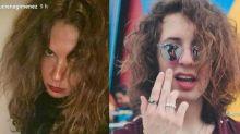 Luciana Gimenez aparece descabelada para imitar o filho