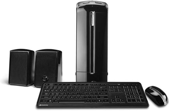 Gateway unveils DX mini-tower and SX small form factor PCs