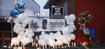Black teen bled out after police shooting: Lawsuit