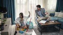 I need advice: I have the laziest husband, and I am sick of him