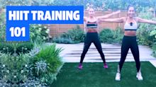 HIIT training 101