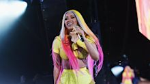 Cardi B cancels Singapore F1 show, to be replaced by Gwen Stefani