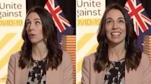 'See things moving': Jacinda Ardern interview interrupted by earthquake