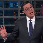 Stephen Colbert Gives 'Mansplaining' Donald Trump And GOP Some Advice About Women