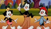 Animaniacs to be rebooted with help from Steven Spielberg