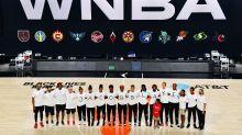 WNBA follows NBA's lead, stages walkout in response to Jacob Blake shooting