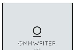 Friday Favorite: Ommwriter, the Zen word processor for writers