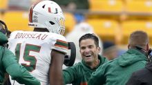 King throws 2 TD passes, No. 12 Miami routs Florida State