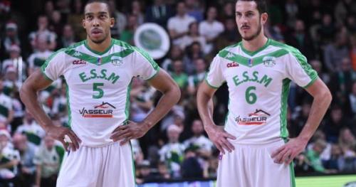 Basket - Pro A - Pro A : Le Portel impressionnant à Pau, Antibes respire