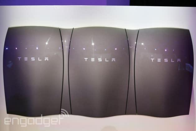 Exitazo de las Tesla Powerwall: reservas agotadas hasta 2016