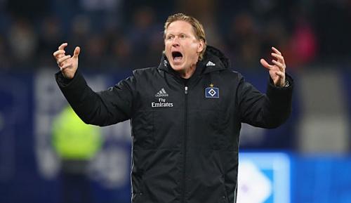 """Bundesliga: Gisdol: Genervt vom """"schlafenden Riesen"""""""