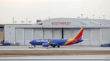 Southwest to keep Boeing 737 MAX off schedule through September 2