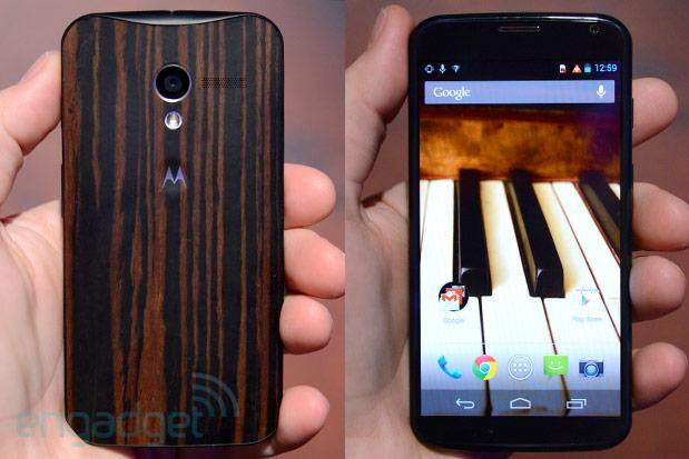 Moto X preview: A Google phone assembled with you, the user, in mind