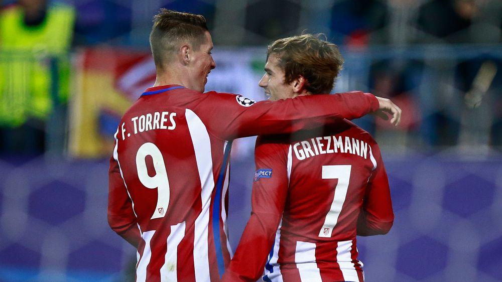 Atlético Madrid, Fernando Torres fait l'éloge d'Antoine Griezmann