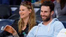 Here's What Adam Levine's Wife Behati Prinsloo Thinks of Him Leaving 'The Voice'
