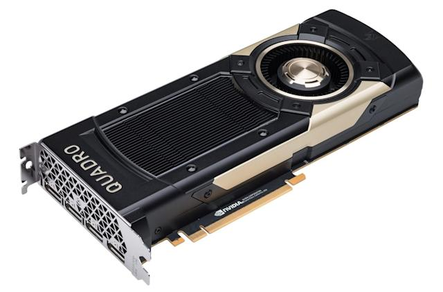 NVIDIA's Quadro GV100 GPU will power its ray tracing tech