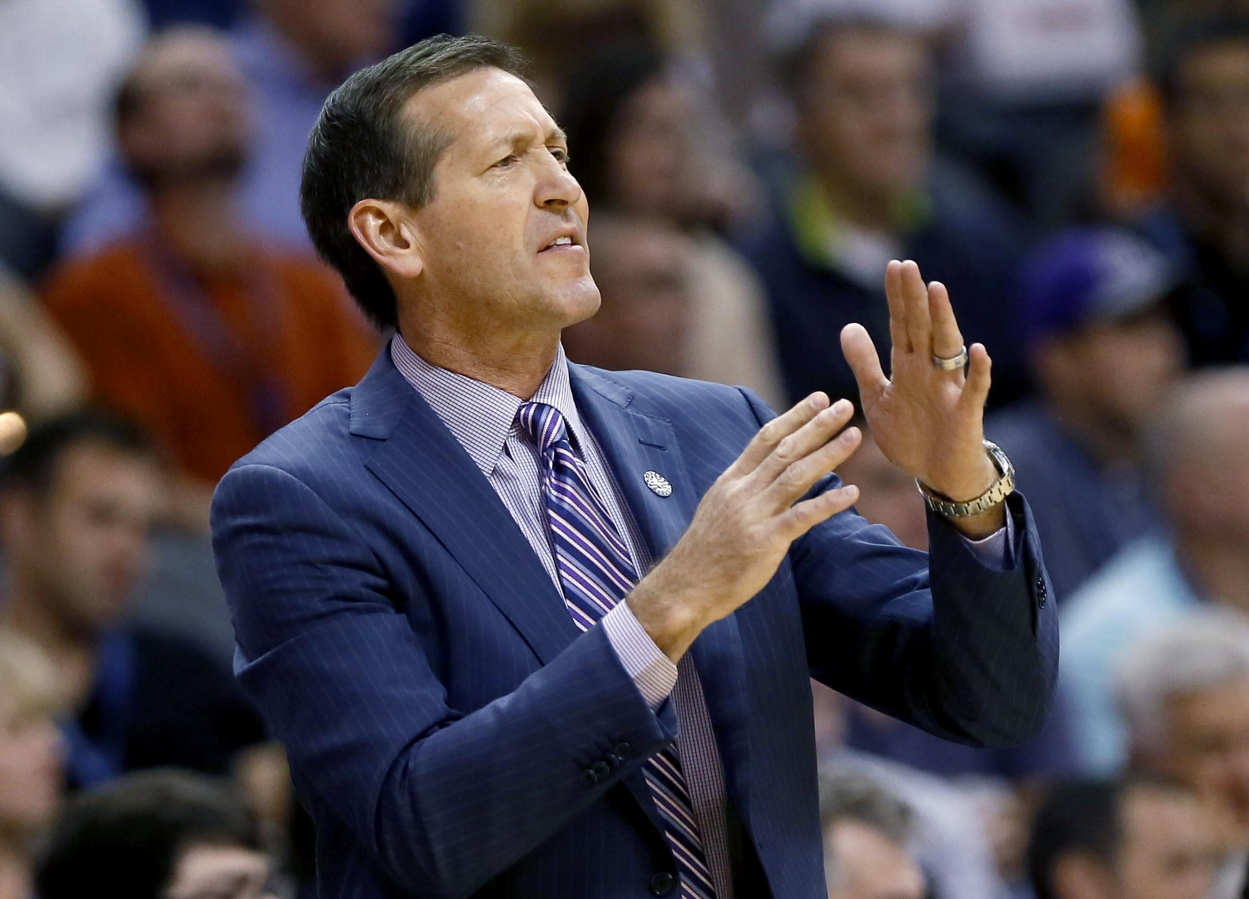 Suns fire coach Jeff Hornacek