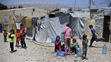 3,6 Milliarden Euro: Syrien-Konferenz erreicht Ziel nicht