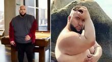 Ce mannequin de 184 kg fait tomber les barrières de la mode grandes tailles pour hommes