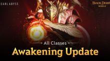 Awakening Update Arrives in Black Desert Mobile