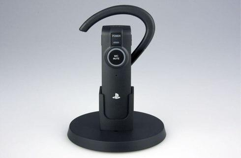 PS3 headset priced at $50 for North America