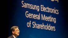 Smartphone maker Samsung backs away from planned split