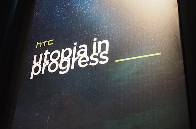 We're live from HTC's One M9 event at MWC!