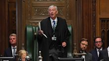 Speaker calls for daily testing of MPs so packed Commons can return