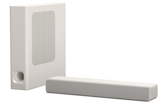 Sony's Chromecast soundbar and sub blast the bass under your sofa