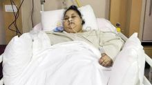 'Eman Ahmed's weight loss was a lie,' says world's heaviest woman's sister