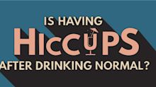 Is It Normal To Hiccup After Drinking Alcohol?