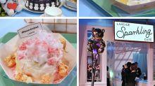 旺角朗豪坊 ✧ LANEIGE Sparkling Café ✧ $35 期限閃亮甜點