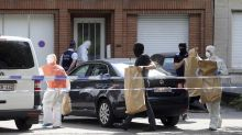 Troops shoot man after Brussels station explosion